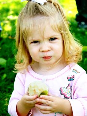Your kids need healthy food too!