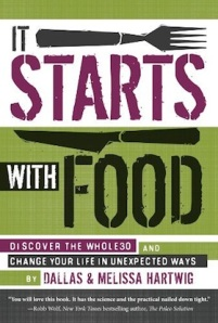 Cover of It Starts With Food by Dallas & Melissa Hartwig