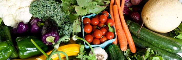 Eat more vegetables!